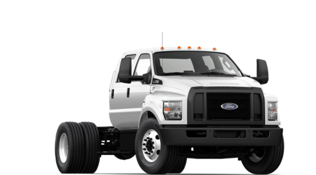 2018 Ford F-650-750 F-750 SD Gas Straight Frame Commercial-truck